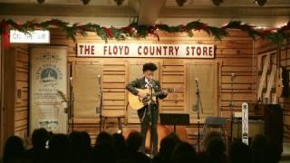Amythyst Kiah performing Weeping WIllow live in Floyd, VA