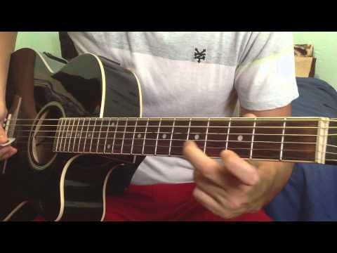 Escala de Sol Guitarra requinto tutorial (Full HD)