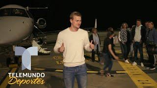 Las razones de Matthijs de Ligt para elegir Juventus | Telemundo Deportes