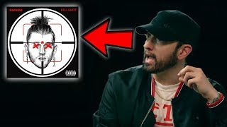 HE REVEALES Meaning behind Killshot [Official Audio] - MGK Diss Response