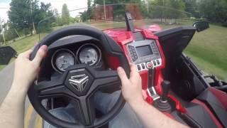 polaris slingshot test drive