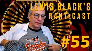 Lewis Black's Rantcast #55  - Al Roker You're Nuts