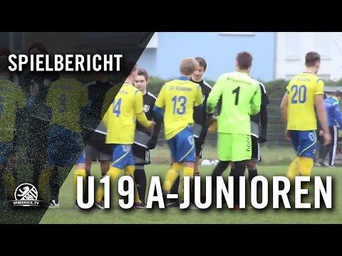 SG Blankenburg - SF Kladow (U19 A-Junioren, Bezirksliga, Staffel 2) - Spielbericht | SPREEKICK.TV