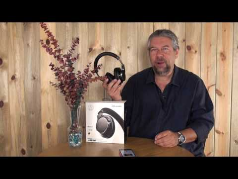 video Audio-Technica DSR9BT Wireless Headphone: A Complete Review