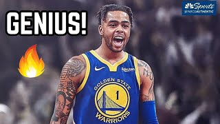 Why the D'Angelo Russell Trade to the Warriors is GENIUS! | Golden State Taking Away Lakers Options!