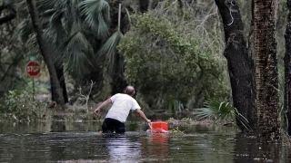 Ron DeSantis prepares to help Hurricane Michael victims