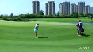 Minjee Lee RD4 Highlights at the 2016 Blue Bay LPGA