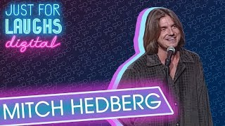 Mitch Hedberg - The Reason We Can't Find Big Foot