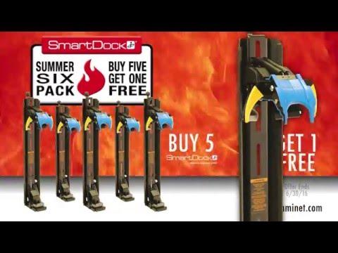 SmartDock Summer 6 Pack Offer
