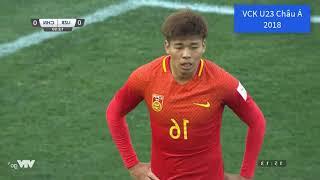 U23 Uzebekistan 1 -  0 U23 Trung Quốc TÀU KHỰA hết to mồm VCK U23 châu Á 2018