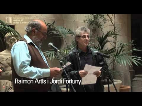 Jornada a l'exposició 'Un pais de lletres'