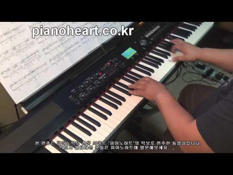 악동뮤지션(Ak Dong Musician)  - 200%percent 피아노 연주