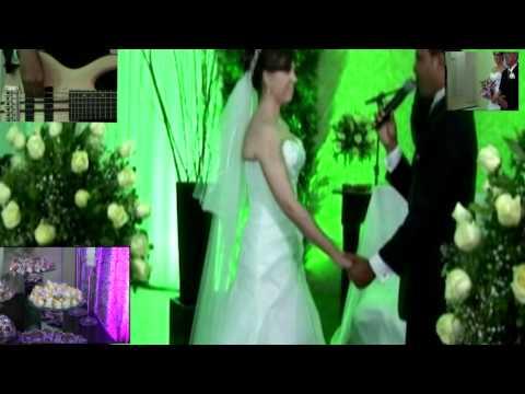 Baixar Noivo cantando pra noiva-Não há limites-quatro por um