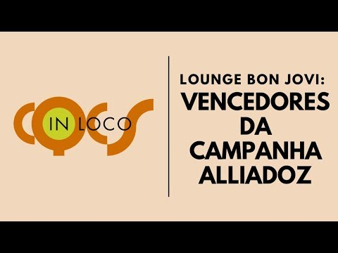 Imagem post: Lounge Bon Jovi: Vencedores da Campanha Alliadoz