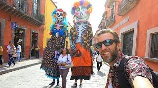 Exploring Amazing San Miguel de Allende, Mexico