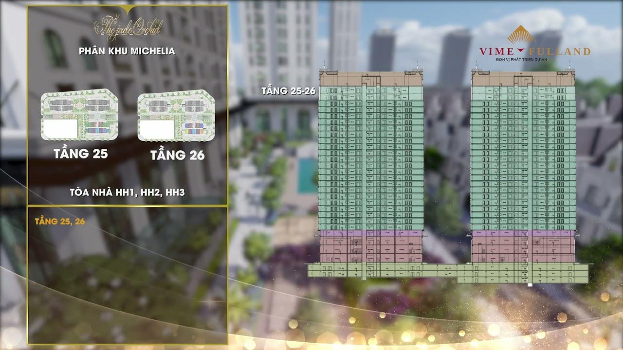 Đi đầu đón sóng - Mở bán ký quỹ chung cư The Jade Orchid Bắc Cổ Nhuế - Chèm video