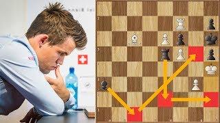 UnBielevable! | Mamedyarov vs Carlsen | Biel Chess 2018