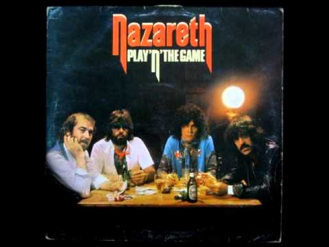 Nazareth- Vigilante Man (LIVE 1972)