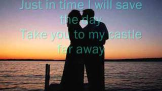 Peter Cetera - Glory Of Love (Lyrics)