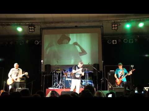 Бумбокс - Сандали (За буйки) (06.04.2012 Кривой Рог)