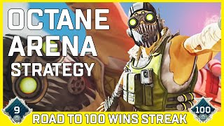 This Octane Arena Flank Strategy Is Surprisingly Effective! - Apex Legends Season 9