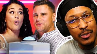 Push The Button And Your Date Leaves... | Reacting to the WORST Speed Dating Show