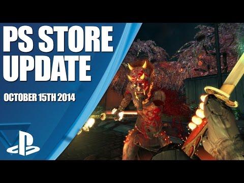 PlayStation Store Highlights - 22nd October 2014