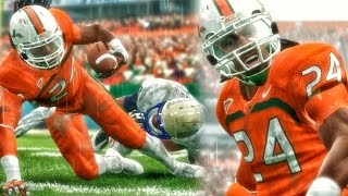 BREAKING ED REED'S INT RECORD! NCAA 14 Road to Glory Gameplay Ep. 21