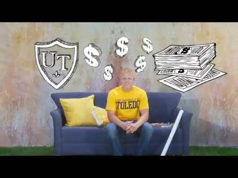 Nate Kirwen of SSOE featured in a commerical for the University of Toledo