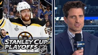 Bruins dominate Blues in Game 3 of Stanley Cup Final | Quest for the Cup Ep. 8 | NBC Sports