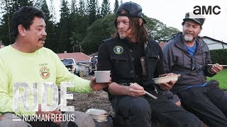 Ride With Norman Reedus Season 2 Diary: 'Food' Official Teaser