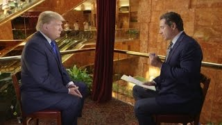 Donald Trump's take on birthright citizenships (CNN interview with Chris Cuomo)