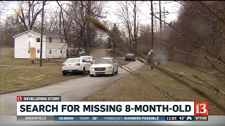 Search for Missing 8-Month-Old