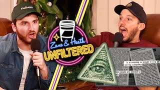 Conspiracies, Aliens, and Unsolved Murders - UNFILTERED #17