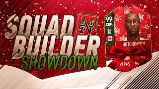 SQUAD BUILDER SHOWDOWN vs AJ3!! DISCARDING AN ICON?!? Advent Calendar Day 4 - FIFA 18 Ultimate Team