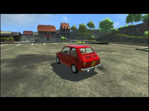 LSmaxMods Overviews: Fiat 126p