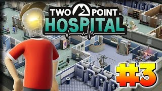 Mock Star! – Two Point Hospital Gameplay – Let's Play Part 3