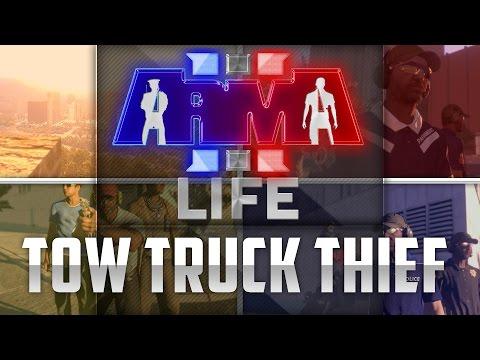 ARMA 3 Life - Tow Truck Thief