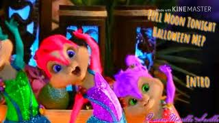 The Chipettes - Full Moon Tonight Halloween MEP [CLOSED!].