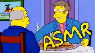 [ASMR] Binaural Steamed Hams
