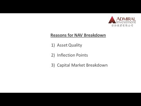 Admiral's REIT Primer (11B) - Common Issues With NAV