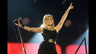 Miley Cyrus Raps 'I Love You Nicki, but I Listen to Cardi' in New Song 'Cattitude' - News Today