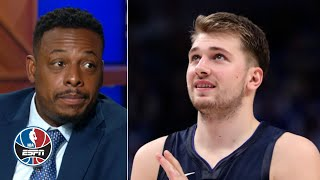 Luka Doncic is one of the five most talented players in the NBA - Paul Pierce | NBA Countdown
