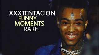 XXXTENTACION funny moments [RARE]