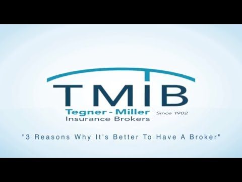 Three reasons why it's better to have an Insurance Broker