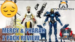 😩 Hasbro Overwatch Ultimates Mercy and Pharah 2 Pack Review 😩