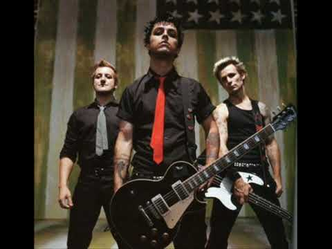 Green Day-My Generation (The Who cover)