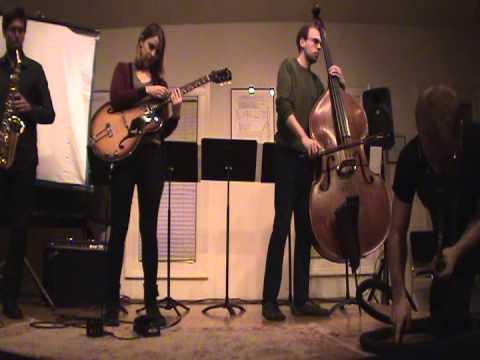 Improvisation @ Kerrytown-Duo d'Entre Deux + Ben Willis + Kirsten Carey