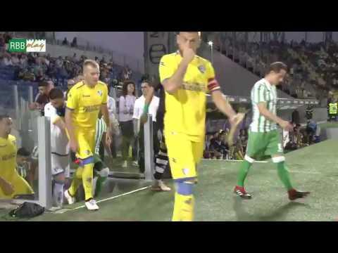 Frosinone Calcio vs Real Betis Balompie