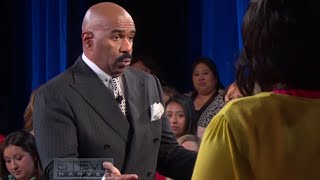 Ask Steve: If Marjorie was here, I would do the exact same thing || STEVE HARVEY